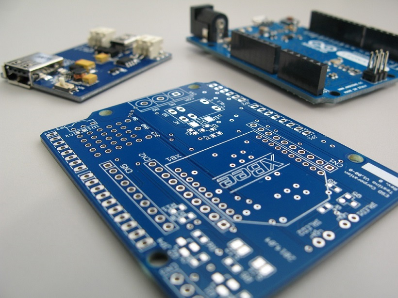 Arduino Shield試作基板 教育